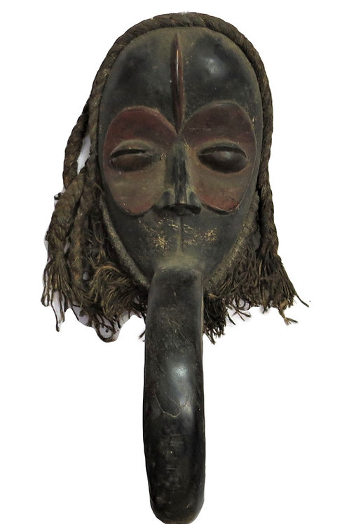 Large Dan Bird Mask Ivory Coast