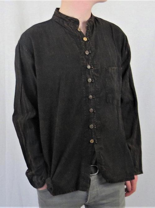 Full Button Garalu  L/S Shirt (in 4 Colours)