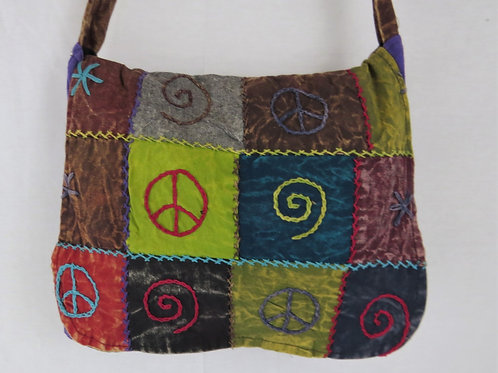 Peace Square Bag