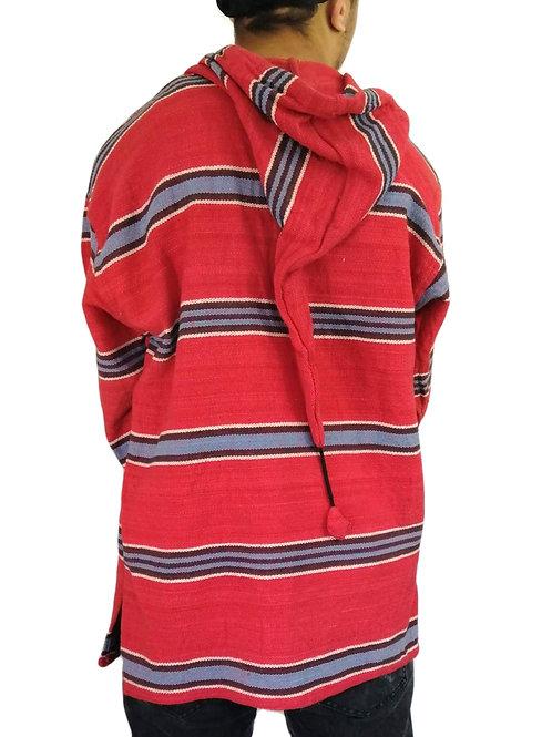 Woven Cotton Pixie Hood Scott Kangaroo