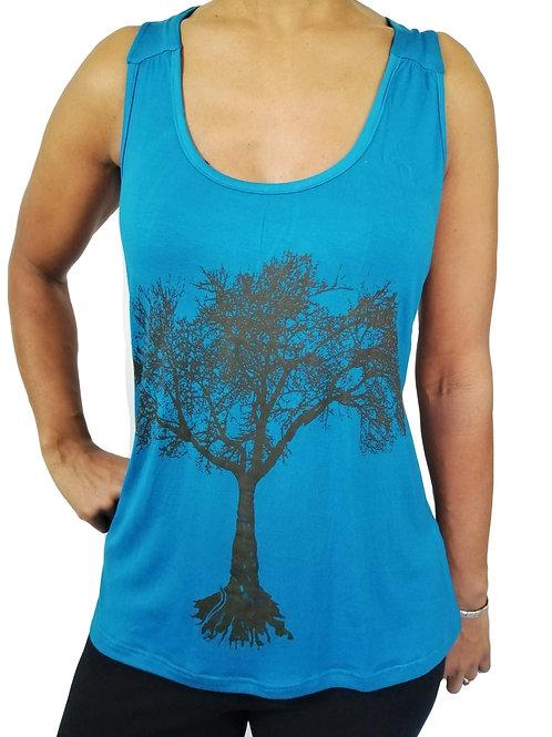Tree of Life Vest Top