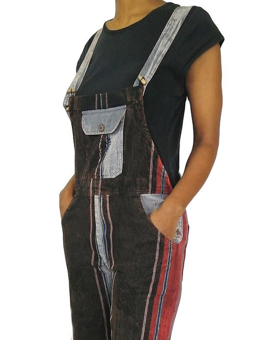 Heavy Cotton Shyama Dungarees (In 2 Colours)