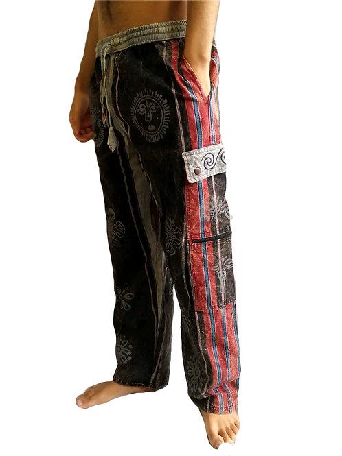 Shyama Heavy Duty Cotton Box Pocket Trousers