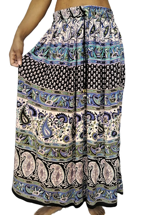 Cotton Indian Design Skirt