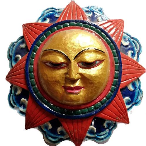 Bhuddha Mask Nepal