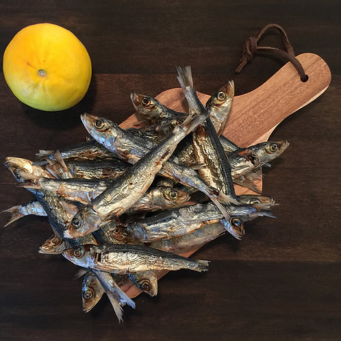 Dehydrated Sardines: From $16.50