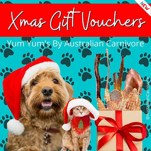 Yum Yum's Gift Vouchers