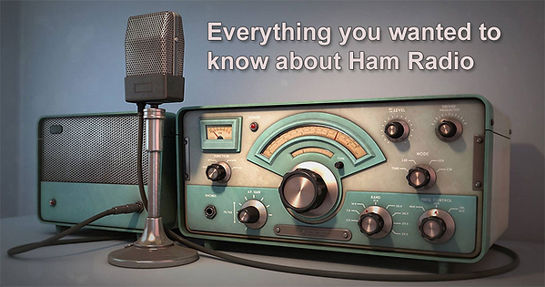 Everything you wanted to know about Ham