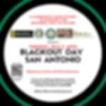 7_7 Blackout Day 2020 SAT Social Square