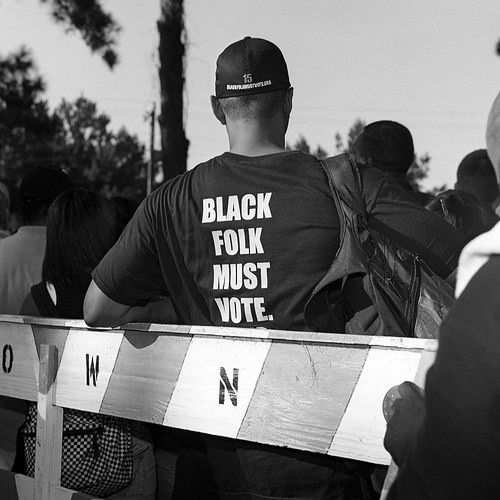 Importance of the Black Vote
