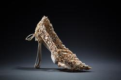 The last dance, vanity shoes . 2020