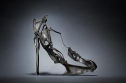 Vanity Shoes, La Gothique ,2018