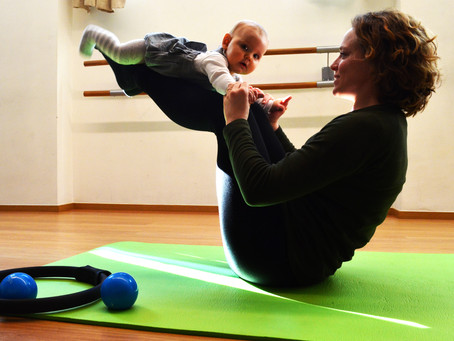 Pilates Mamma + Bebè