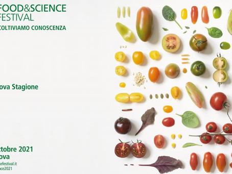 Mantova Food & Science Festival 2021