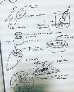 Thinking about #entoexperience • impiattamenti e ricette per rendere l'insetto nel piatto appetibile