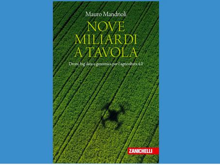 """Nove miliardi a tavola"", di Mauro Mandrioli"