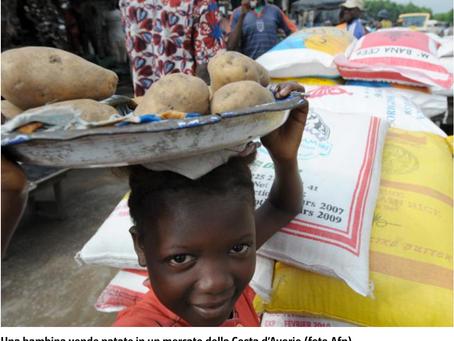 Affamati di cambiamento: se non muta il sistema alimentare, altri 115 milioni non avranno cibo