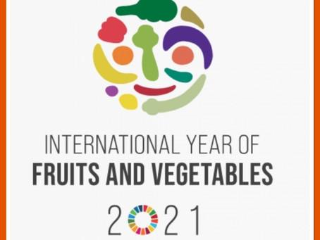 L'anno di frutta e verdura