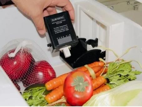 Il filtro che preserva le verdure