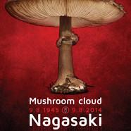 """""""Nagasaki mushroom cloud"""""""