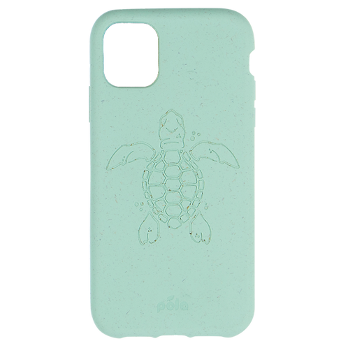 PELA - Eco Friendly Turtle Edition - iPhone 12/12 Pro