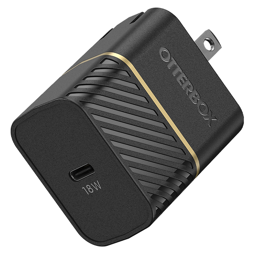 OTTERBOX - Premium Fast Charge USB C Wall Charger 18W