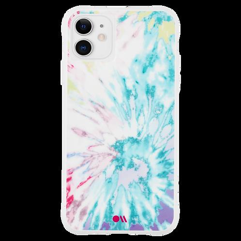 CASE-MATE  -  Tie Dye Sun Bleached Case - iPhone 11