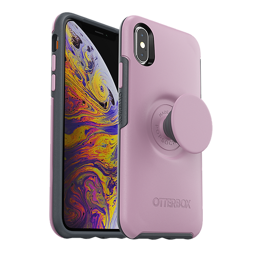 OTTERBOX - Symmetry with PopSockets - iPhone X/Xs