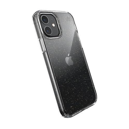 SPECK - Presidio Clear Glitter Case - iPhone 12/12 Pro