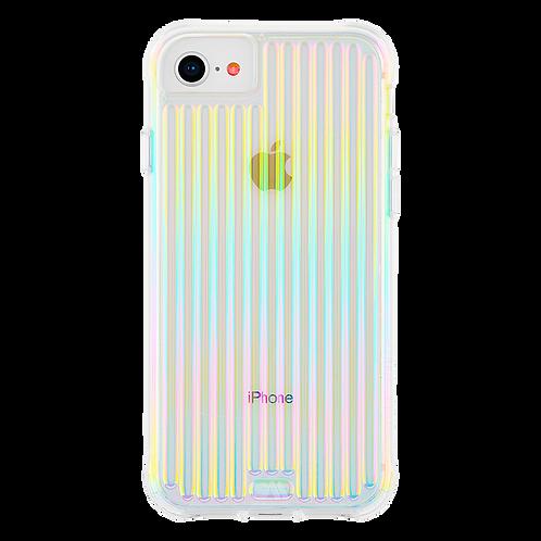 CASE-MATE -  Tough Groove - Iridescent - iPhone SE/8/7/6s