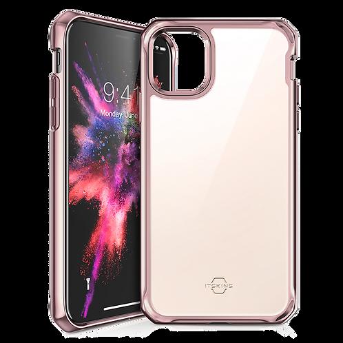 ITSKINS - Hybrid Glass Iridium Case - iPhone 11 Pro