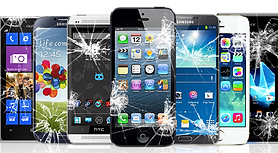 Damaged Cell Phones