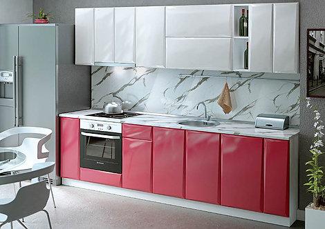 Кухня МДФ Гланц 280