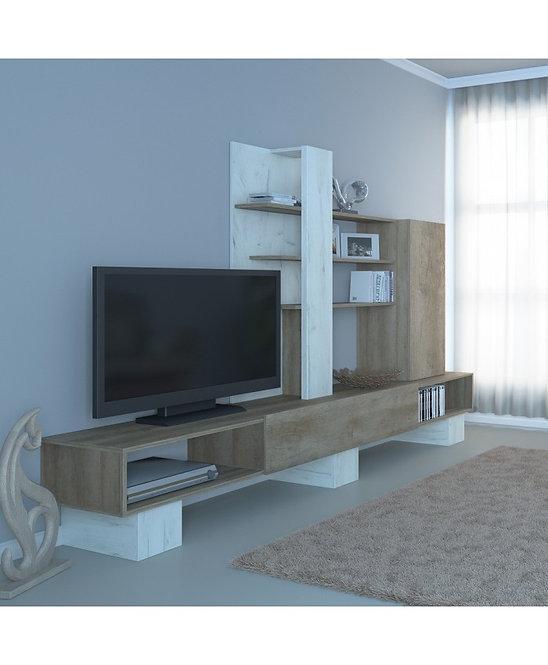 "TV СЕКЦИЯ ""LARGO"" 264X167X46CM (42-007)"