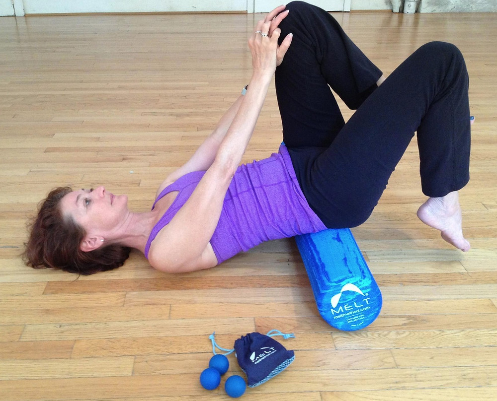 Expert M.E.L.T. instructor Joy Jacobson at Sound Movement Studio Larchmont, NY