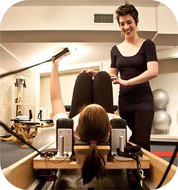 Pilates personal training with Carson Murphy, soundMovementNY.com