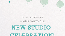 You're Invited to a Celebration Party!