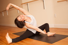 New Gyrokinesis Class Monday 5:30 pm with Lauren Bastelli