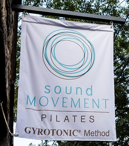 sound MOVEMENT Pilates | GYROTONIC® METHOD Studio Flag