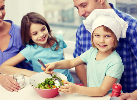 Healthy Family, Happy Life: How eating well affects your whole life