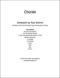 Chorale Score & Parts (PDF) - Grade 5