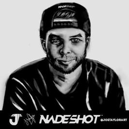 Nadeshot Speed Painting  (Time taken: 1 hour 30)