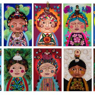 Fridas Colection