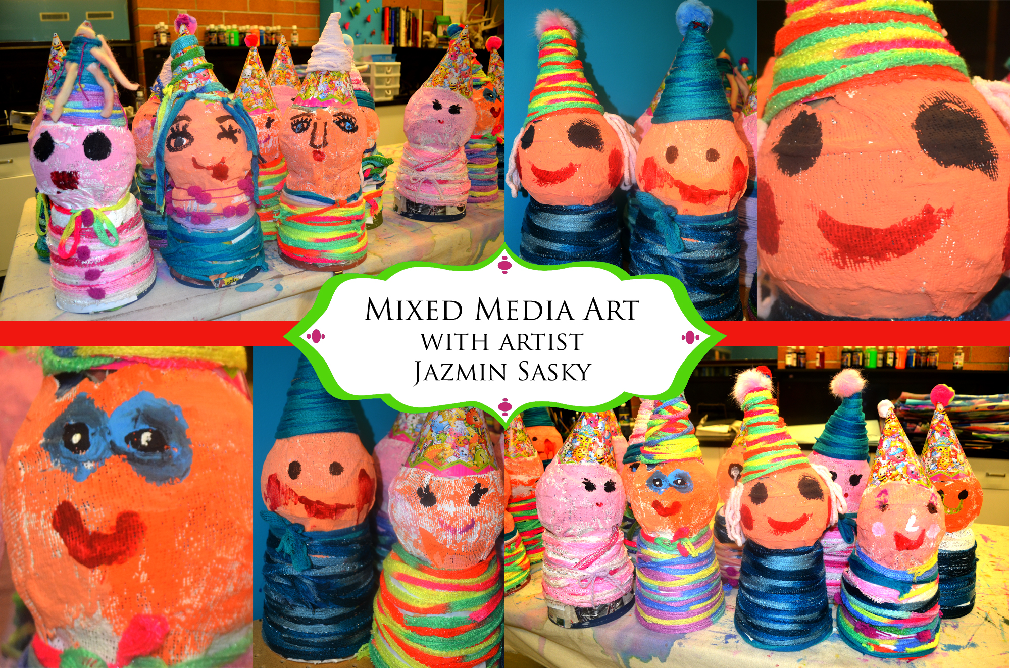 Mixed Media Art Program
