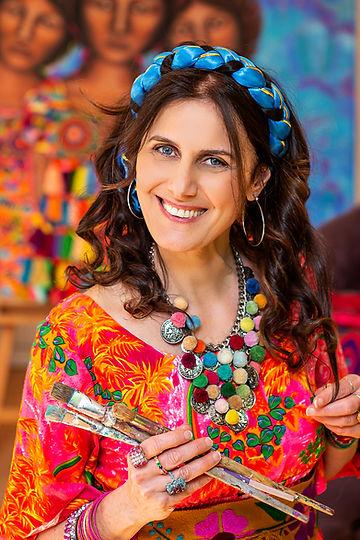 Latin-American Female Artist - Jazmin Sasky
