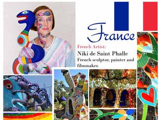 Mixed Media Around The World: France