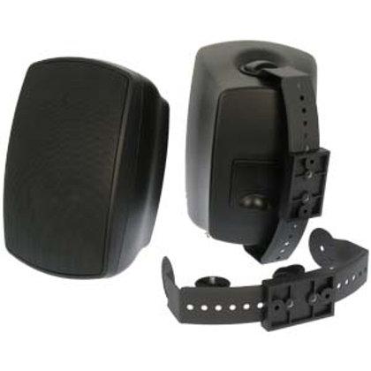 310330BK Indoor/Outdoor Wallmount 2-Way Speakers