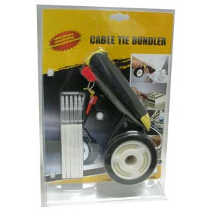 220906 Cable Tie Bundler with Refill Strap