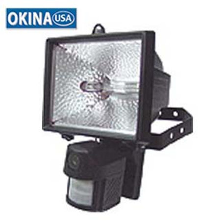500478 Floodlight 600TVL Camera with 3.6mm 110V,ES