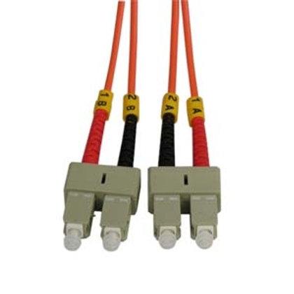 102716 2m SC-SC Duplex Multimode 62.5/125 Fiber O